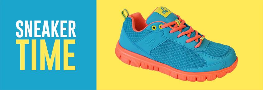 dames sneakers en sportschoenen blauw