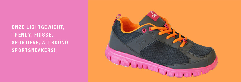 dames sneakers en sportschoenen grijs